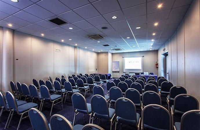 Sala Meeting hotel Mastai Senigallia